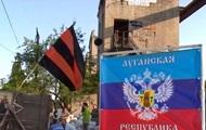 """В """"ЛНР"""" заявили о претензиях на всю Луганскую область"""