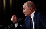 Путин оценил идею Зеленского изменить Минск-2