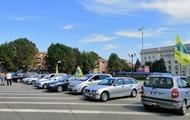 """Штрафы за """"евробляхи"""" отложили"""
