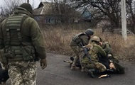 Боец ВСУ получил ранение на Донбассе
