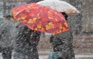 Погода на неделю: В Украине ожидаются ливни и снег