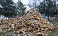 В Крыму неизвестные снесли памятник Ленину