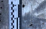 У Зеленского показали отверстия на сбитом самолете