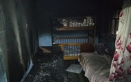 Под Киевом мужчина и двое детей погибли при пожаре