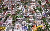 Опознаны тела ста погибших при крушении самолета