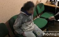 В центре Днепра прямо возле катка загорелся бездомный (Видео)