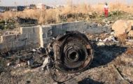 Киев попросил вернуть черные ящики самолета МАУ