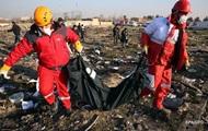 Иран готов передать Киеву тела погибших украинцев
