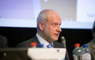 ЕС отреагировал на заявление Гончарука об отставке