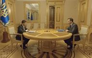 Зеленський не відпустив Гончарука у відставку