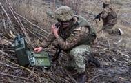 Обострение на Донбассе: за сутки ранены 10 бойцов