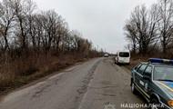 На трассе в Харьковской области нашли два тела