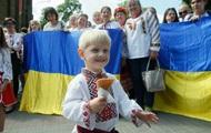 Большинство украинцев поддерживают свободное использование русского языка и украинский, как единый государственный - исследование