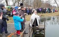 Хрещення на Данилівці: очищення душі та здоров я тіла