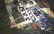 В МВД назвали количество изъятого за год оружия