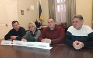 Шахтеры устроили голодовку в здании Львовской ОГА