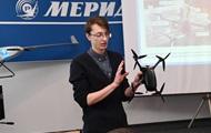 В Укроборонпромі представили військовий квадрокоптер