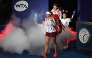 Людмила Киченок проиграла в первом круге парного разряда Australian Open