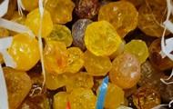 Украинка пыталась отправить авиапочтой 50 кг янтаря в Китай