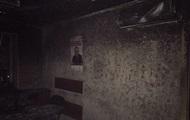 В Херсоне сожгли офис политической партии