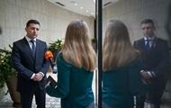 Зеленский заявил, что готов к непопулярным решениям ради прекращения огня в Донбассе