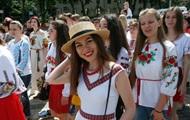 В Украине на три миллиона больше женщин, чем мужчин