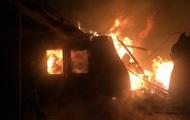 На Львовщине во время пожара сгорели 25 гробов