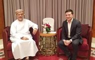 У Зеленського не знають подробиць поїздки в Оман