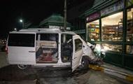 Під Києвом поліцейська гонитва закінчилася масштабною ДТП
