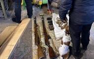 У жителя Одесской области изъяли оружие и боеприпасы