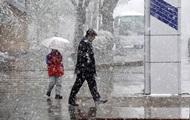 Погода на неделю в Украине: тепло и мокрый снег