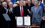Трамп одобрил торговую сделку с Мексикой и Канадой