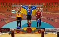 Украинская тяжелоатлетка выиграла этап Кубка мира в Италии
