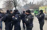 В мечети Киева провели рейд: задержаны 25 человек
