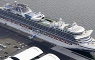 На круизном лайнере в Японии новые заражения коронавирусом