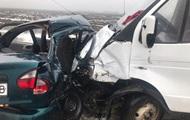 В ДТП под Херсоном погибли три человека