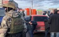 В Кропивницком спецназ задержал банду вымогателей