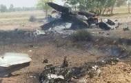 В Каспийское море упал МиГ-29