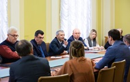 На Банковой обсудили восстановление экономики Донбасса