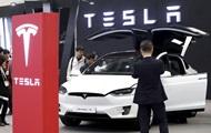 Tesla отозвала 15 тысяч внедорожников в Северной Америке