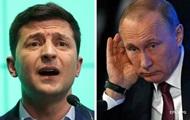 Кремль виклав деталі бесіди Зеленського і Путіна
