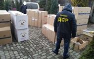 Жители Донбасса и военнослужащие ВСУ поставляли сигареты с неподконтрольной территории на Одесчину