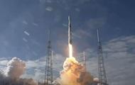 Ракета SpaceX стартовала с новой партией из 60 интернет-спутников
