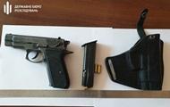 На Ровенщине пьяный нацгвардеец потерял пистолет