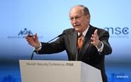 Глава Мюнхенской конференции попал на Миротворец