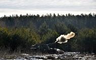 Сепаратисты применили танки и ДРГ – штаб ООС