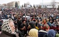 На Виннитчине протестуют против закрытия современной больницы