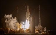Ракета Ariane-5 вывела на орбиту два спутника