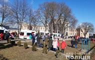 В школе на Киевщине распылили газ, много пострадавших