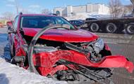 В массовом ДТП с 200 авто в Канаде погибли два человека